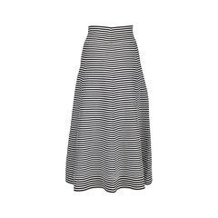 Sonia rykiel striped midi skirt 2?1546093286