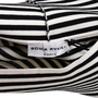 Authentic Second Hand Sonia Rykiel Striped Midi Skirt (PSS-051-00462) - Thumbnail 2