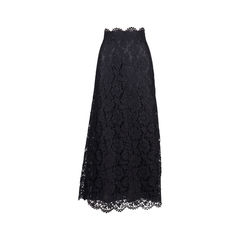 Guipere Lace Maxi Skirt