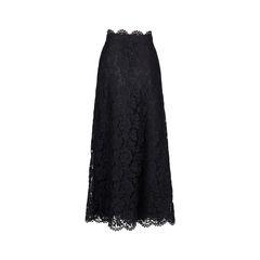 Valentino guipere lace maxi skirt 2?1546093397