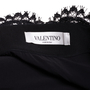 Authentic Pre Owned Valentino Guipere Lace Maxi Skirt (PSS-051-00476) - Thumbnail 2