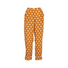 Devi Silk Trousers