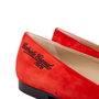 Authentic Pre Owned Chanel Gabrielle Flats (PSS-600-00005) - Thumbnail 6