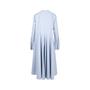Authentic Second Hand Palmer//Harding Waterfall Hem Cotton Shirt (PSS-051-00463) - Thumbnail 1
