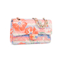 Authentic Pre Owned Chanel Floral Medium Classic Flap Bag (PSS-600-00007) - Thumbnail 1