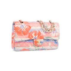 Chanel floral medium classic flap bag 2?1546096678