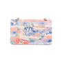 Authentic Second Hand Chanel Floral Medium Classic Flap Bag (PSS-600-00007) - Thumbnail 2