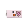 Authentic Pre Owned Christian Dior Patch Appliqué Diorissimo Voyageur Wallet (PSS-600-00003) - Thumbnail 0