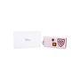 Authentic Pre Owned Christian Dior Patch Appliqué Diorissimo Voyageur Wallet (PSS-600-00003) - Thumbnail 1