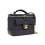 Authentic Pre Owned Chanel Globe Trotter Vanity Case (PSS-600-00006) - Thumbnail 1