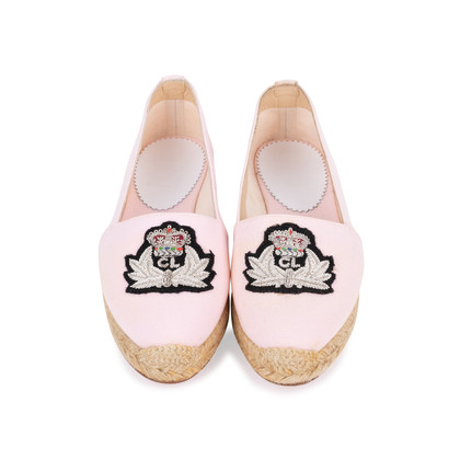 Authentic Pre Owned Christian Louboutin Galia Espadrilles (PSS-600-00004)