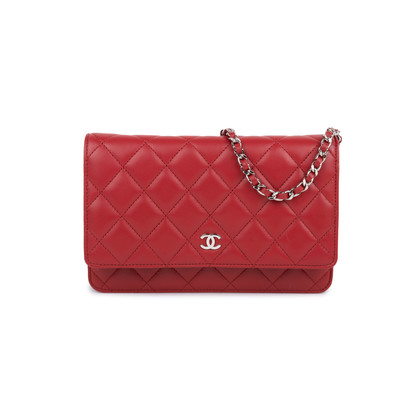 Authentic Second Hand Chanel Classic Wallet on Chain (PSS-600-00008)