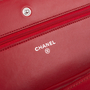 Authentic Second Hand Chanel Classic Wallet on Chain (PSS-600-00008) - Thumbnail 4