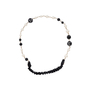 Authentic Second Hand Chanel Faux Pearl and Beads Headband (PSS-600-00009) - Thumbnail 0