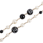 Authentic Second Hand Chanel Faux Pearl and Beads Headband (PSS-600-00009) - Thumbnail 5