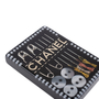 Authentic Pre Owned Chanel Sewing Kit Brooch (PSS-600-00010) - Thumbnail 2
