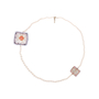 Authentic Pre Owned Chanel Fall 2014 Faux Pearl Necklace (PSS-600-00012) - Thumbnail 0