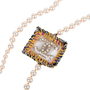 Authentic Pre Owned Chanel Fall 2014 Faux Pearl Necklace (PSS-600-00012) - Thumbnail 2