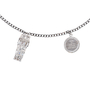 Authentic Second Hand Chanel Whistle Pendant Necklace (PSS-600-00011) - Thumbnail 1