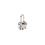 Authentic Pre Owned Hermès Elephant Cadena Lock Charm (PSS-424-00124) - Thumbnail 1
