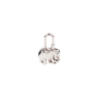 Authentic Pre Owned Hermès Elephant Cadena Lock Charm (PSS-424-00124) - Thumbnail 2