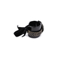Authentic Pre Owned Fendi Leaf Embellished Cuff (PSS-424-00126) - Thumbnail 2