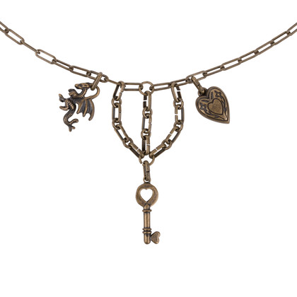 Authentic Pre Owned Etro Fairytale Charm Necklace (PSS-424-00127)