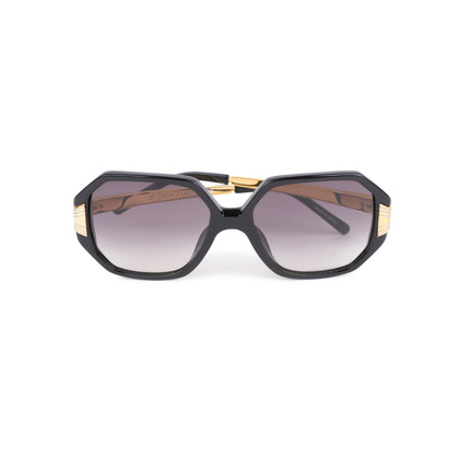 Authentic Pre Owned Linda Farrow Luxe LFLKID4 Hexagonal Sunglasses (PSS-073-00018)