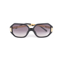 Authentic Pre Owned Linda Farrow Luxe LFLKID4 Hexagonal Sunglasses (PSS-073-00018) - Thumbnail 0