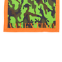 Authentic Second Hand Valentino Camo Silk Scarf (PSS-556-00026) - Thumbnail 2
