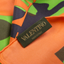 Authentic Second Hand Valentino Camo Silk Scarf (PSS-556-00026) - Thumbnail 4