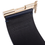 Authentic Pre Owned Chanel CC Leather Cuff Bracelet (PSS-595-00002) - Thumbnail 5