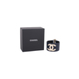 Authentic Pre Owned Chanel CC Leather Cuff Bracelet (PSS-595-00002) - Thumbnail 6