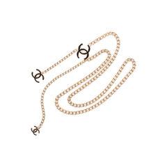 Chanel enamel cc chain belt 2?1546576105
