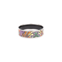 Authentic Pre Owned Hermès Abstract Enamel Bangle (PSS-595-00003) - Thumbnail 1