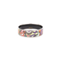 Authentic Second Hand Hermès Abstract Enamel Bangle (PSS-595-00003) - Thumbnail 2