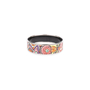 Authentic Second Hand Hermès Abstract Enamel Bangle (PSS-595-00003) - Thumbnail 3