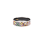 Authentic Second Hand Hermès Abstract Enamel Bangle (PSS-595-00003) - Thumbnail 5