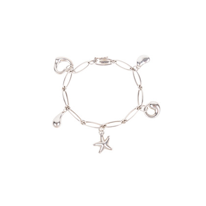 Authentic Pre Owned Tiffany & Co Charm Bracelet (PSS-595-00004)