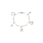 Authentic Pre Owned Tiffany & Co Charm Bracelet (PSS-595-00004) - Thumbnail 0