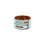 Authentic Pre Owned Fendi Tortoiseshell Fendi Logo Bangle (PSS-595-00007) - Thumbnail 2