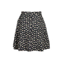 Authentic Pre Owned Carven Floral Buttoned Down Skirt (PSS-110-00036) - Thumbnail 1