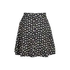 Carven floral buttoned down skirt 2?1546578510