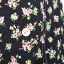 Authentic Pre Owned Carven Floral Buttoned Down Skirt (PSS-110-00036) - Thumbnail 2
