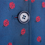 Authentic Second Hand Jaeger Lady Bug Blazer (PSS-110-00039) - Thumbnail 2