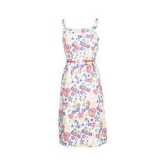 Suno floral sleeveless dress 2?1546588714