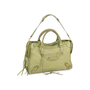 Authentic Pre Owned Balenciaga Perforated Motorcycle City Bag (PSS-247-00087) - Thumbnail 1