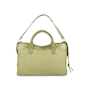Authentic Pre Owned Balenciaga Perforated Motorcycle City Bag (PSS-247-00087) - Thumbnail 2