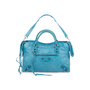 Authentic Pre Owned Balenciaga Motorcycle City Bag (PSS-247-00089) - Thumbnail 0