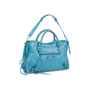 Authentic Pre Owned Balenciaga Motorcycle City Bag (PSS-247-00089) - Thumbnail 1